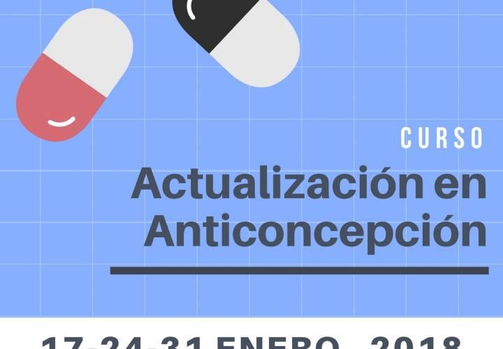 "Curso: ""Actualización en Anticoncepción"""