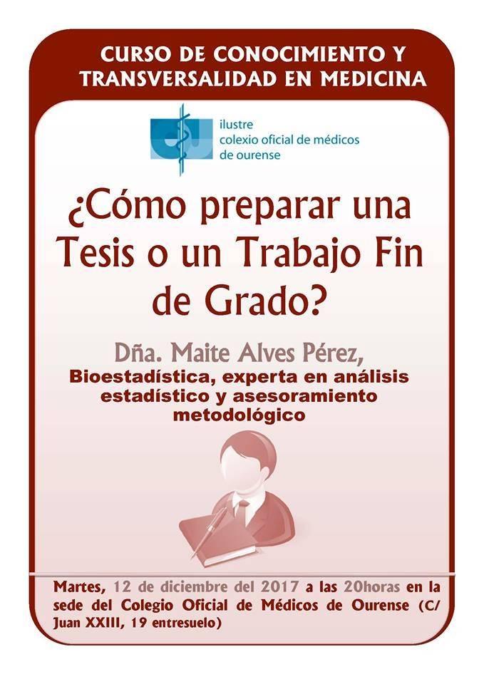 ¿Cómo preparar una Tesis o un Trabajo Fin de Grado?