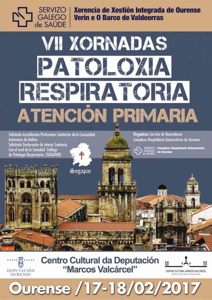 VII Xornadas Patoloxia Respiratoria At. Primaria