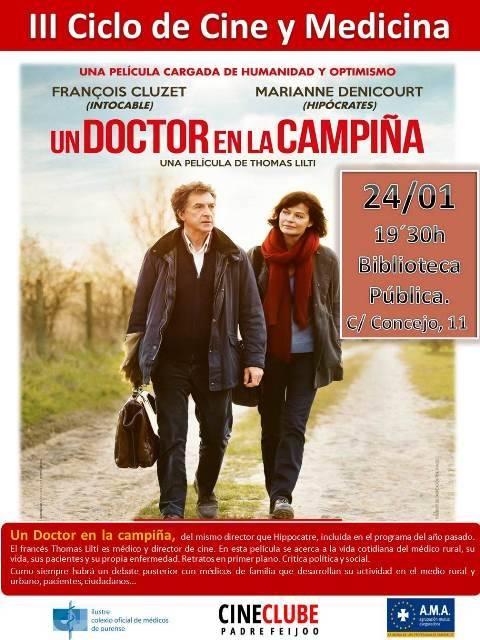 III Ciclo de Cine y Medicina:
