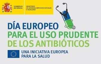 Día Europeo del uso prudente de los Antibióticos