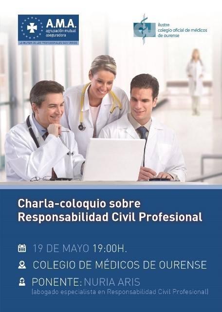 Charla Coloquio sobre Responsabilidad Civil Profesional
