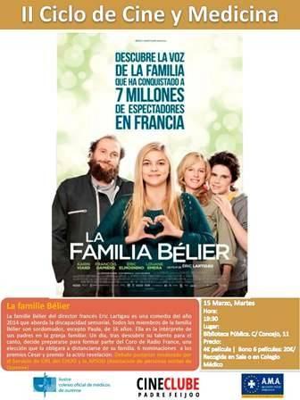II Ciclo Cine y Medicina: