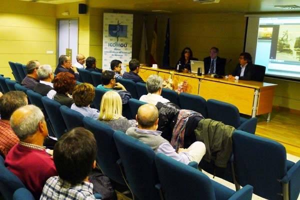 Reunión do Colexio de Médicos de Ourense cos facultativos valdeorreses