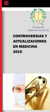 CONTROVERSIAS Y ACTUALIZACIONES EN MEDICINA 2015
