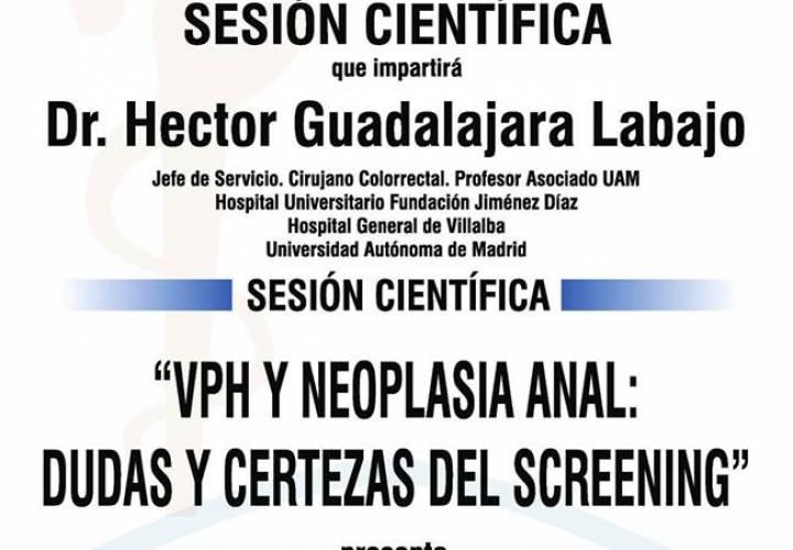 """Sesión AMQ: """"VPH y neoplasia anal: dudas y certezas del screening?"""