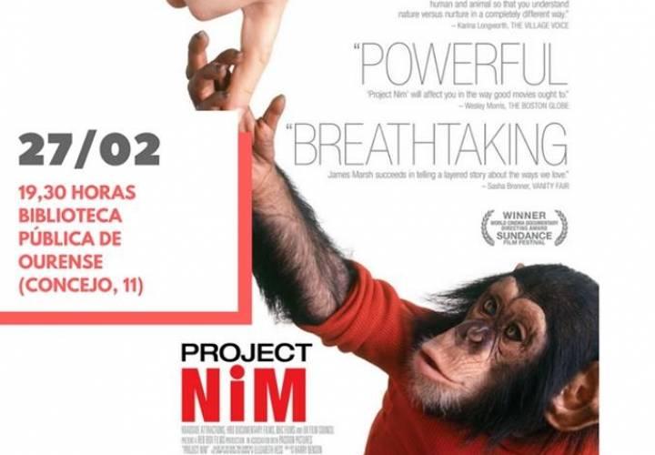 """IV Ciclo de Cine y Medicina: """"Proyecto NIM"""""""