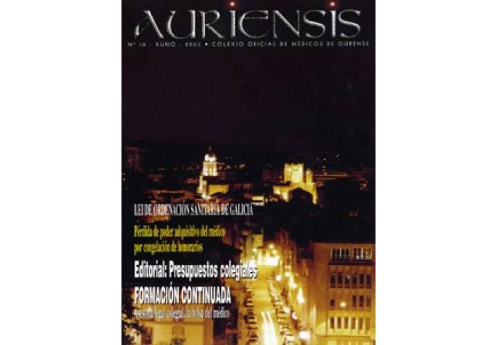 SUMARIO Nº 16 - Junio - 2003