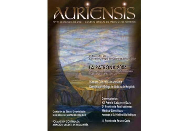 SUMARIO Nº 21 - Septiembre - 2004