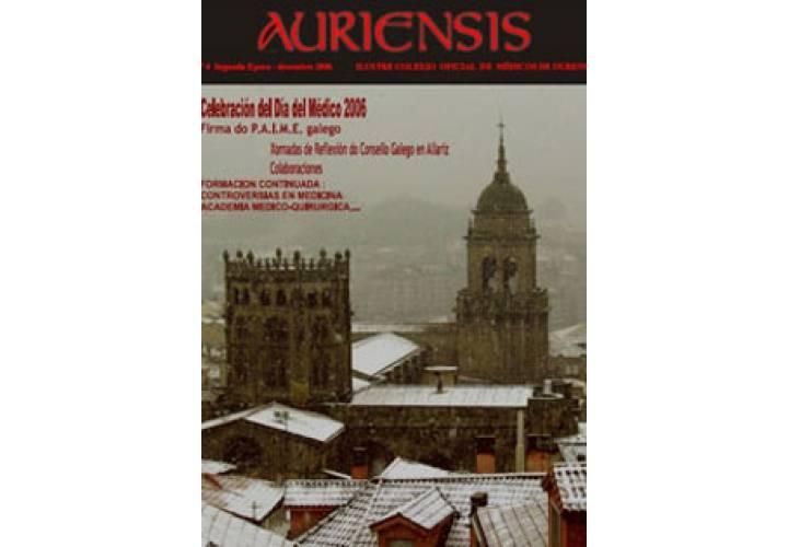 AURIENSIS Nº 4 Segunda Época - Decembro - 2006