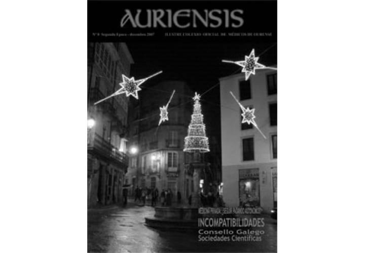 AURIENSIS Nº 8 Segunda Época - Decembro- 2007