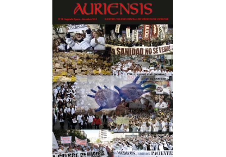 AURIENSIS Nº28 Iluste Colexio Oficial de Médicos de Ourense