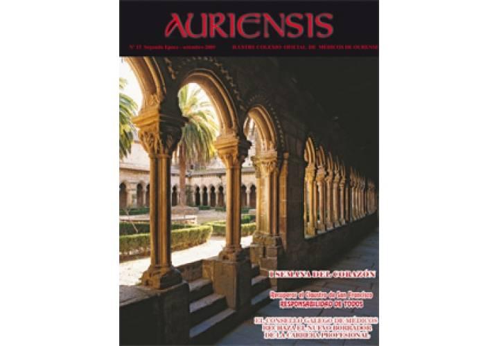AURIENSIS Nº 15 Segunda Época - Setembro - 2009