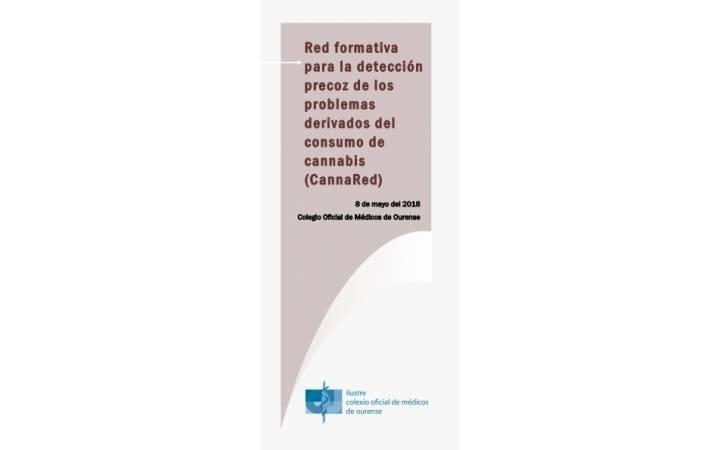 Red formativa para la detección precoz de los problemas derivados del consumo de cannabis (CannaRed)