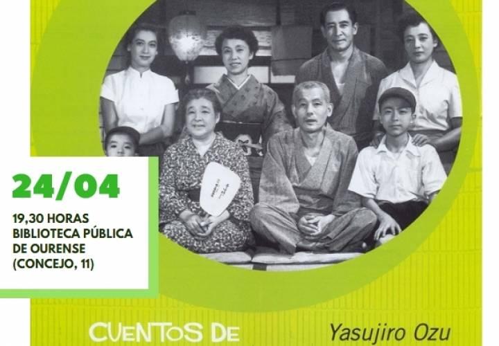 """IV Ciclo de Cine y Medicina: """"Cuentos de Tokio"""""""