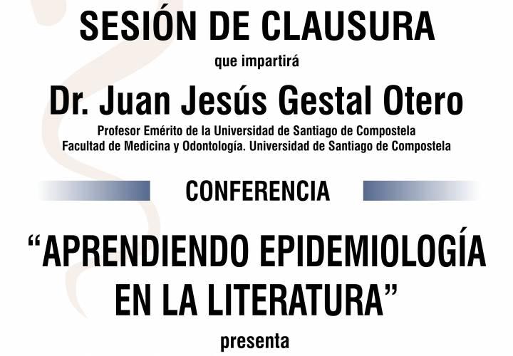 """Sesión Clausura AMQ: """"Aprendiendo Epidemiología en la Literatura"""""""