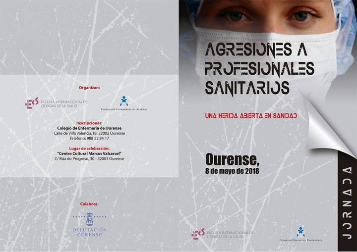 Jornada Agresiones a Profesionales Sanitarios
