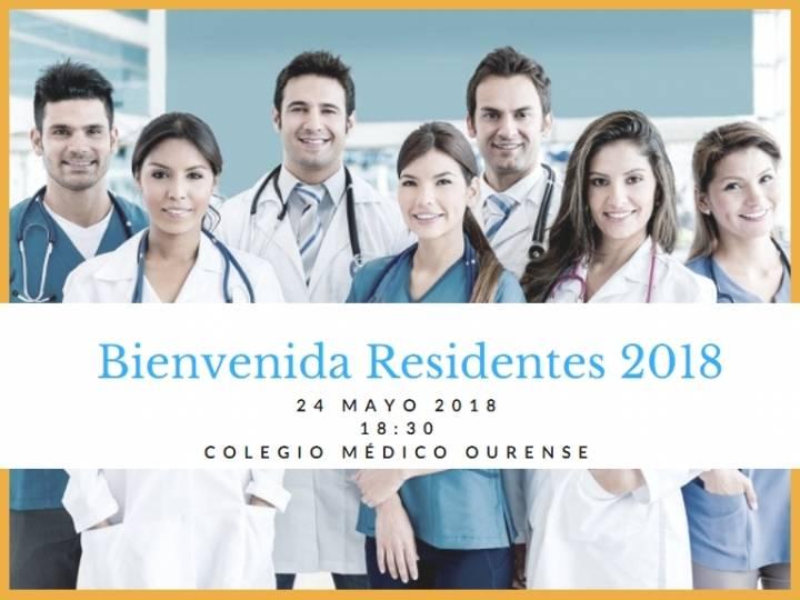 Bienvenida Nuevos Residentes 2018