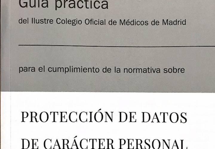 Guía Práctica do ICOM de Madrid sobre Protección de Datos de Carácter Persoal