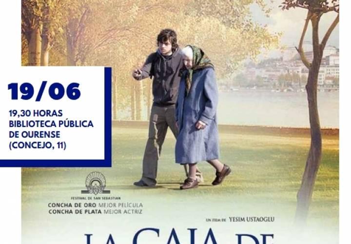 """IV Ciclo de Cine y Medicina: """"La Caja de Pandora"""""""