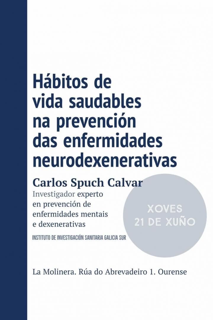 Hábitos de vida saludables na prevención das enfermidades neurodexenerativas
