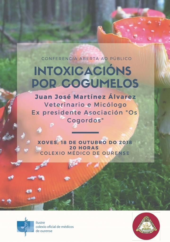 Intoxicacións por cogumelos