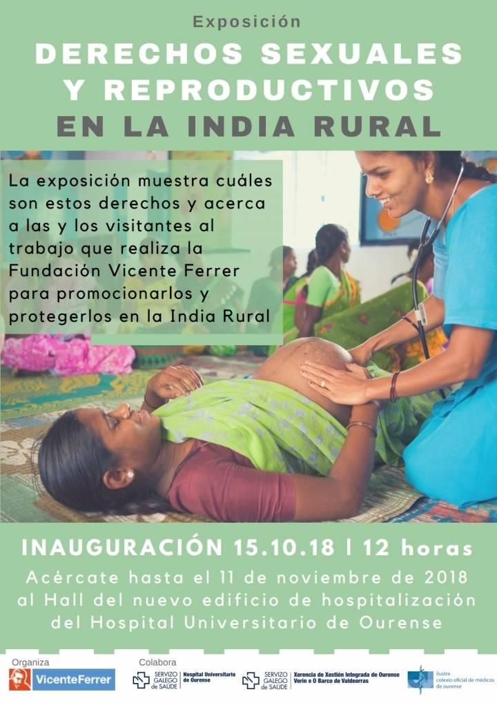 INVITACIÓN EXPOSICIÓN DE FOTOGRAFÍA FUNDACIÓN VICENTE FERRER