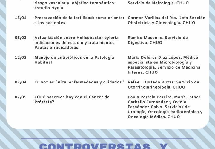 Controversias y Actualizaciones en Medicina 2018-2019