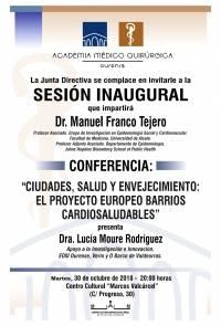 Sesión Inaugural AMQ