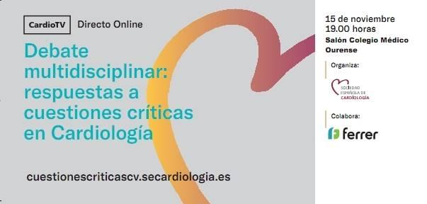 Debate multidisciplinar: respuestas a cuestiones críticas en Cardiología