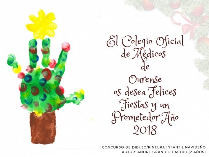 II Concurso de Dibujo/Pintura Infantil  Navideño