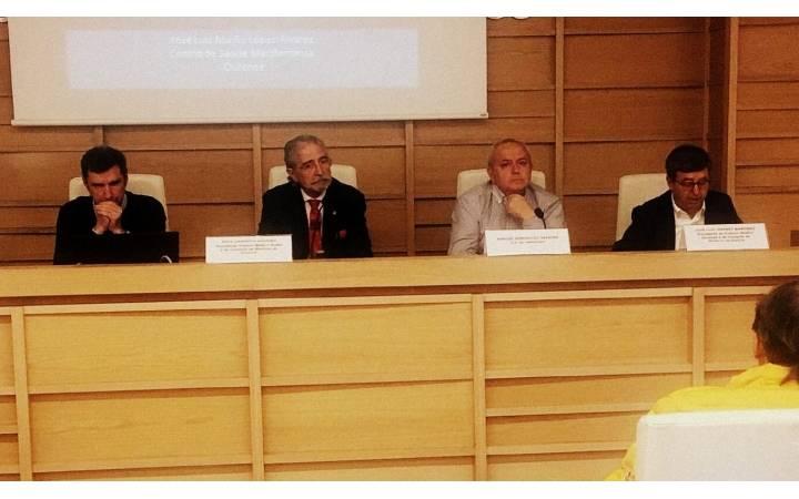 """Jornada """"Atención Primaria: Diagnóstico y Tratamiento"""". Santiago, 13 noviembre 2018"""