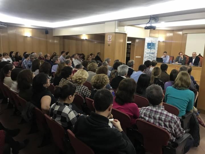 REUNIÓN DE APOYO A LOS JEFES DE SERVICIO DE  AT. PRIMARIA DEL ÁREA DE VIGO Y DEBATE SOBRE LA SITUACIÓN ACTUAL