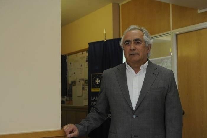 Dr. Alfonso Otero, candidato do  ICOMOu, novo membro do CNE de Nefroloxía