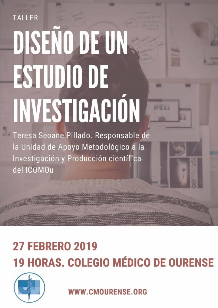 DISEÑO DUN ESTUDIO DE INVESTIGACIÓN