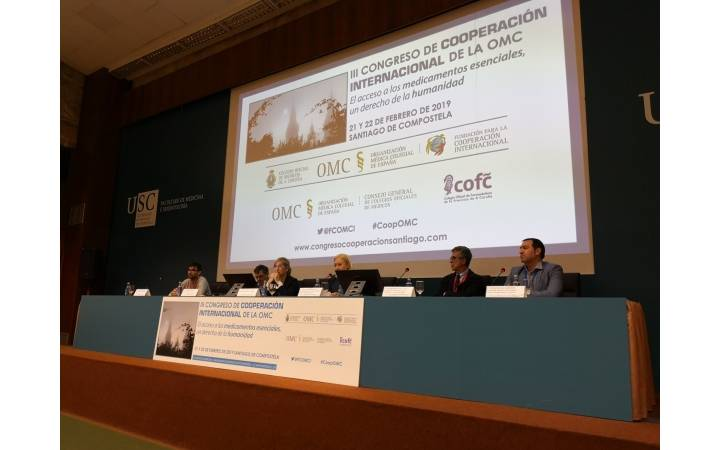 """Declaración de Santiago de Compostela"". III Congreso Cooperación Internacional OMC"