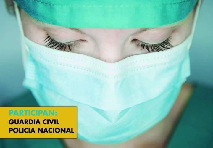 """Coloquio: """"Papel del Interlocutor Policial Territorial en las Agresiones a Médicos/as"""". Hospitales de la provincia de Ourense"""