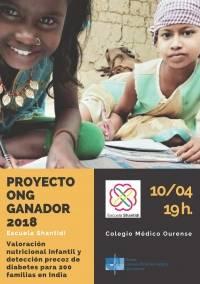 Presentación Proyecto Ganador ONG 2018: Escuela Shantidi