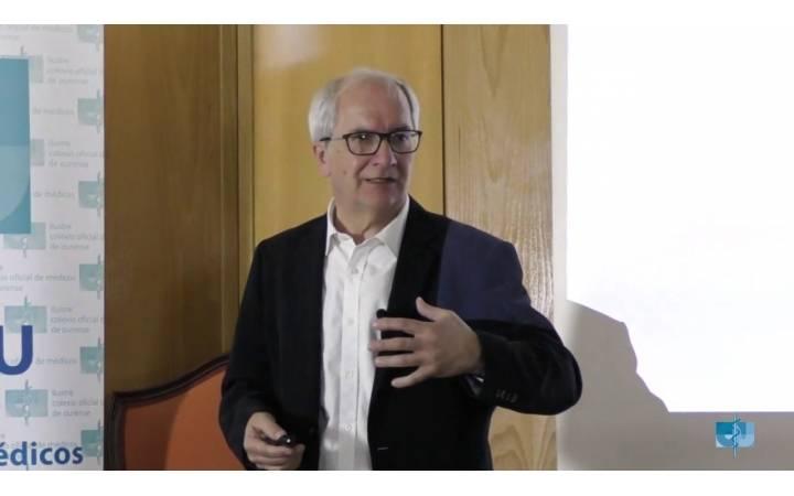 """Vídeo: """"Los valores de la práctica clínica"""". Ponencia Dr. Jordi Varela"""