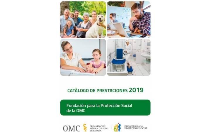 Novedades catálogo prestaciones de la Fundación para la Protección Social de la OMC 2019