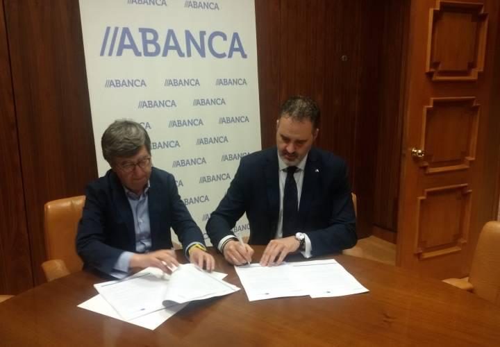 ABANCA y el Colegio de Médicos de Ourense acuerdan opciones de financiación para colegiados
