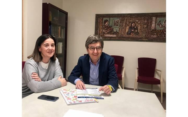 """Entrevista a Cristina Margusino. Jefa de AP Xinzo de Limia. """"Innovar, a veces, es disponer y usar un teléfono, es poder comunicarnos"""""""