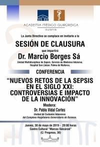 """Sesión AMQ: """"Nuevos retos de la SEPSIS en el siglo XXI: Controversias e Impacto de la Innovación"""""""