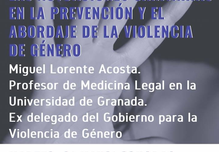 Las actuaciones sanitarias en la prevención y el abordaje de la violencia de género