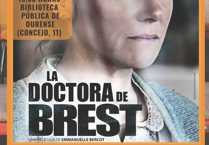 """V Ciclo de Cine y Medicina: """"La Dra. de Brest"""""""