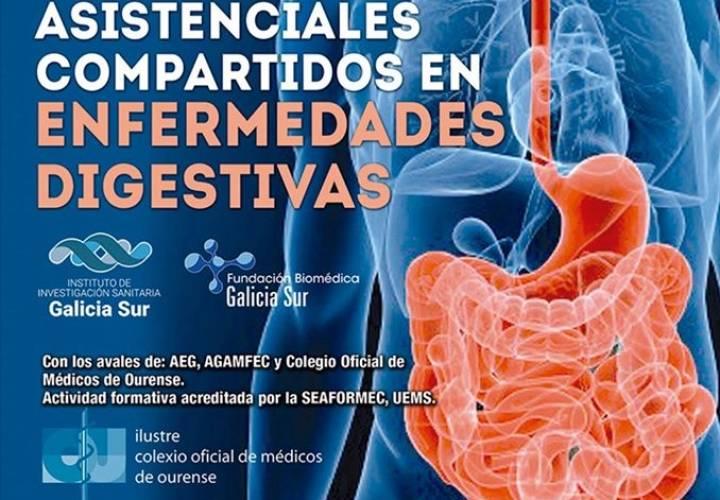 2ª JORNADA PROCESOS ASISTENCIALES COMPARTIDOS EN ENFERMEDADES DIGESTIVAS