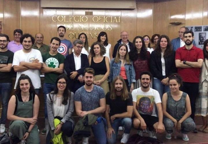 ACTO DE BIENVENIDA A LOS ESTUDIANTES DE GRADO DE  MEDICINA DE LA USC 2019-2020