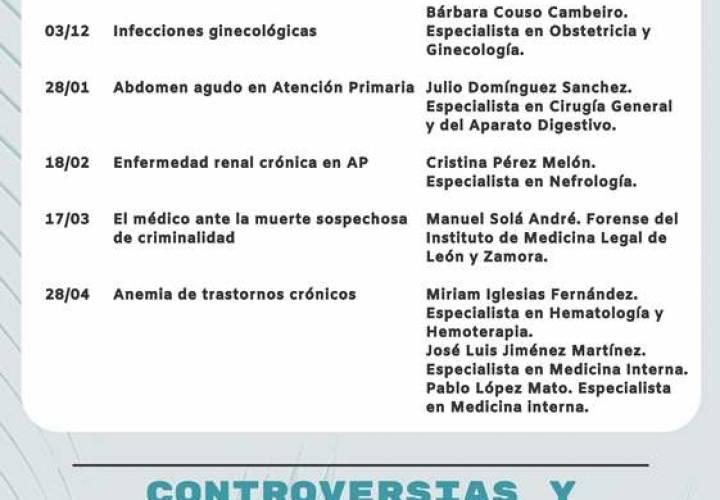 """Curso """"Controversias y Actualizaciones en Medicina 2020"""""""