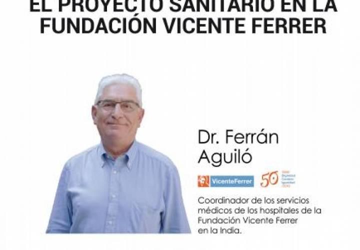 CONFERENCIA: O PROXECTO SANITARIO NA FUNDACIÓN VICENTE FERRER