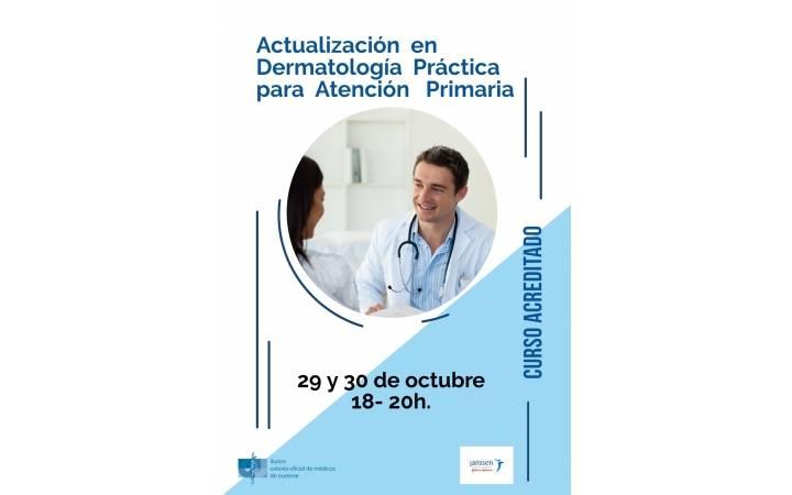 Curso de  Actualización en Dermatología Práctica para Atención Primaria